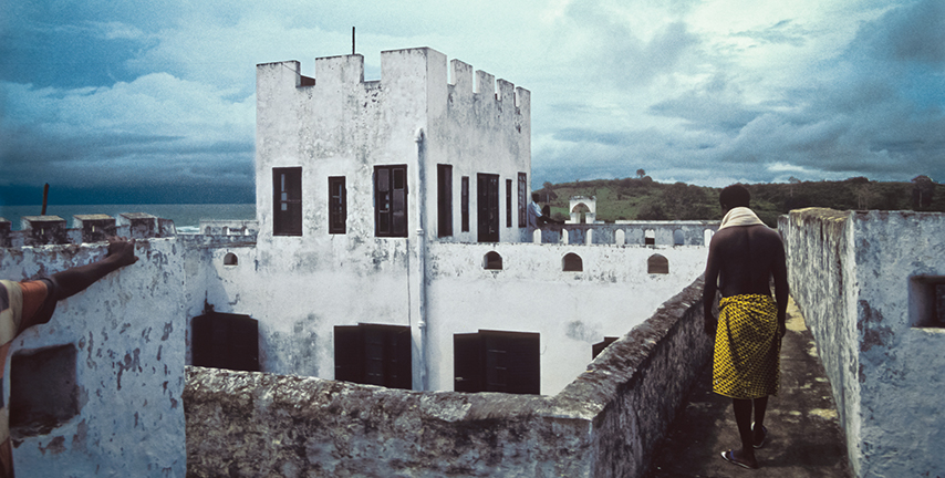 Elmina slave fort