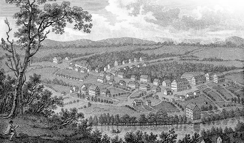 Mary Penry, Scott Gordon, Lehigh University