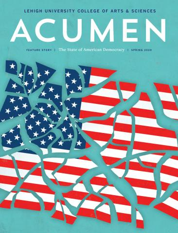 Acumen magazine Spring 2020 cover image