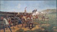 Battle of Horseshoe Bend, Cameron Wesson