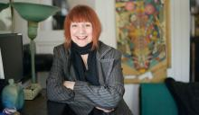 Liz Duffy Adams, Horger Artist in Residence Lehigh University